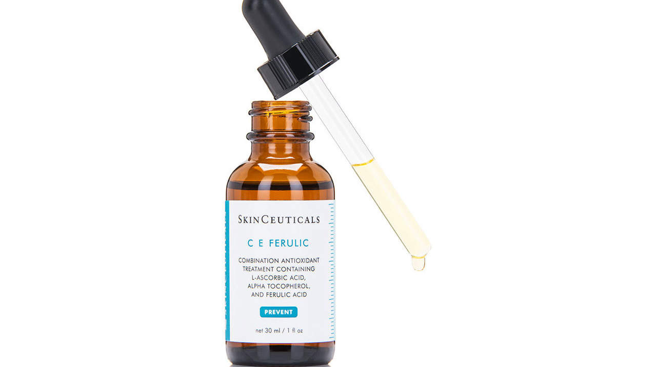 Every Morning I Use This Splurge-Worthy Serum And It Has Changed My Skin
