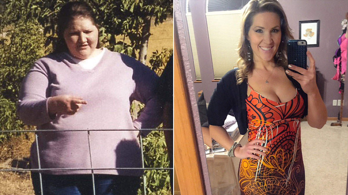 Mom Who Weighed Over 300 Lbs. Was Determined to Lose Weight Without Surgery: How She Lost 145 Lbs.