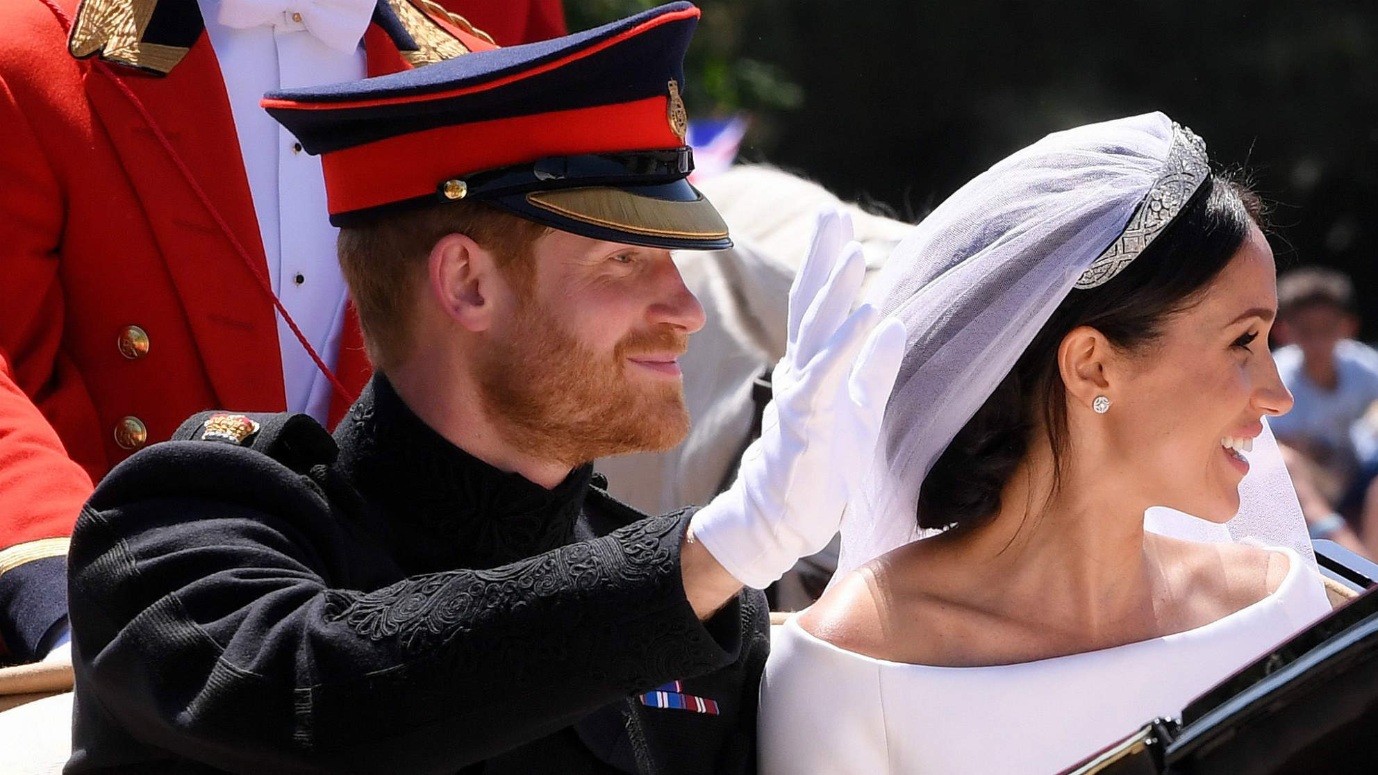 The Queen Made This Special Exception For Prince Harry At The Royal Wedding