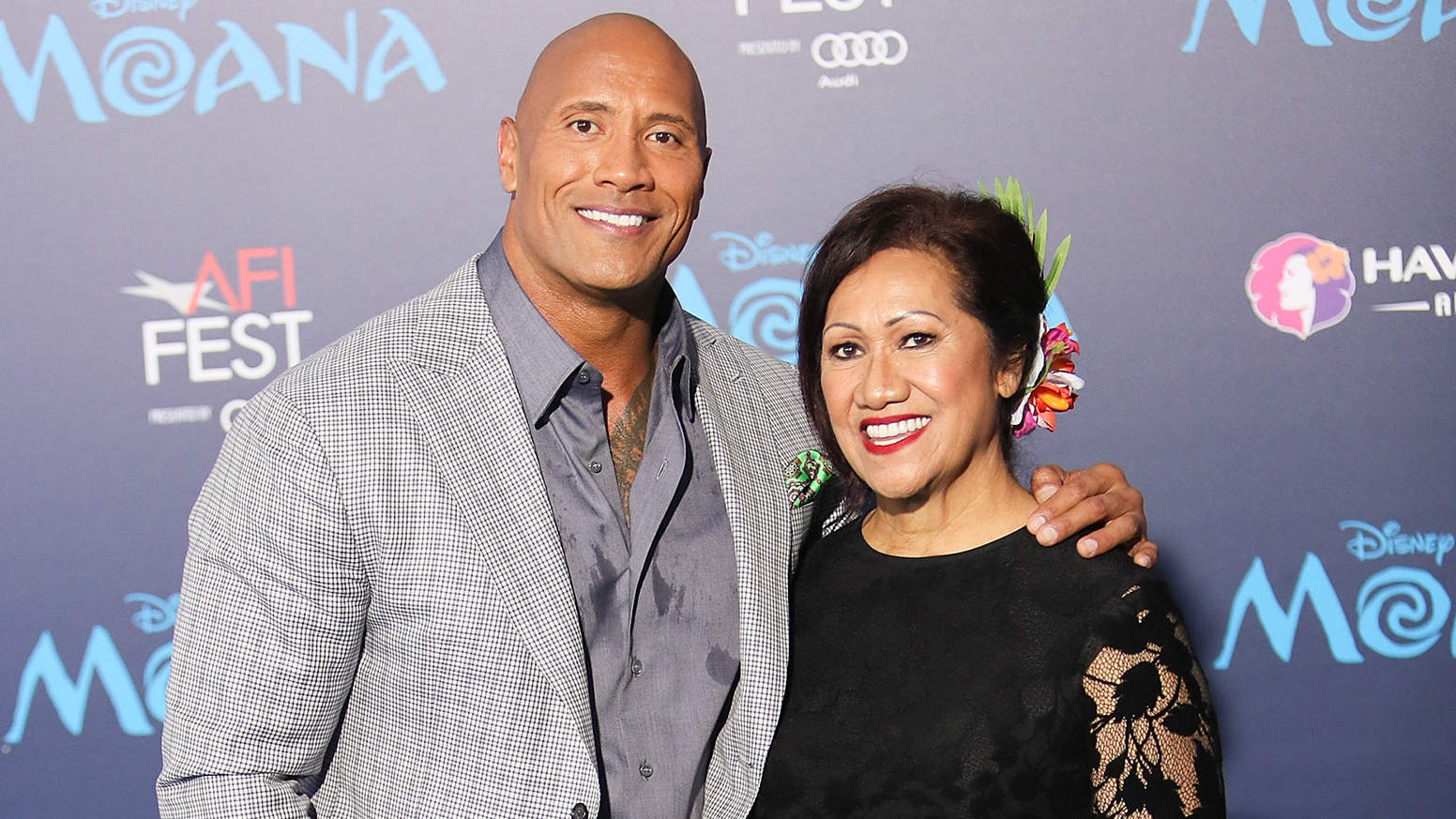 Dwayne Johnson Opens Up About His Mother's Suicide Attempt When He Was Just 15-Years-Old