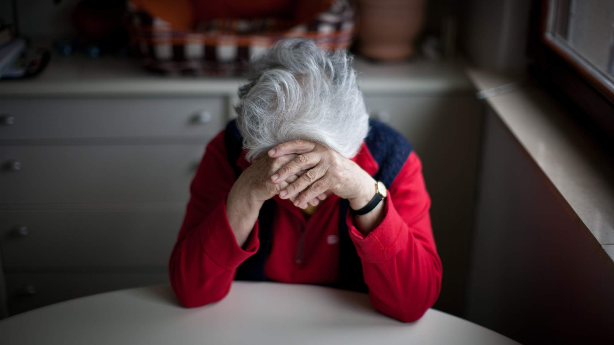 Anxiety & Depression in Old Age TIME health stock