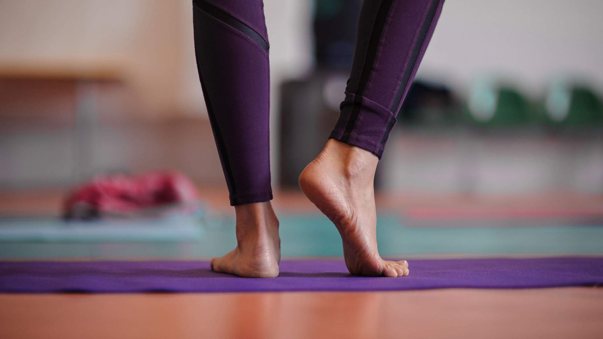 Yoga Makes Period Cramps Feel Better