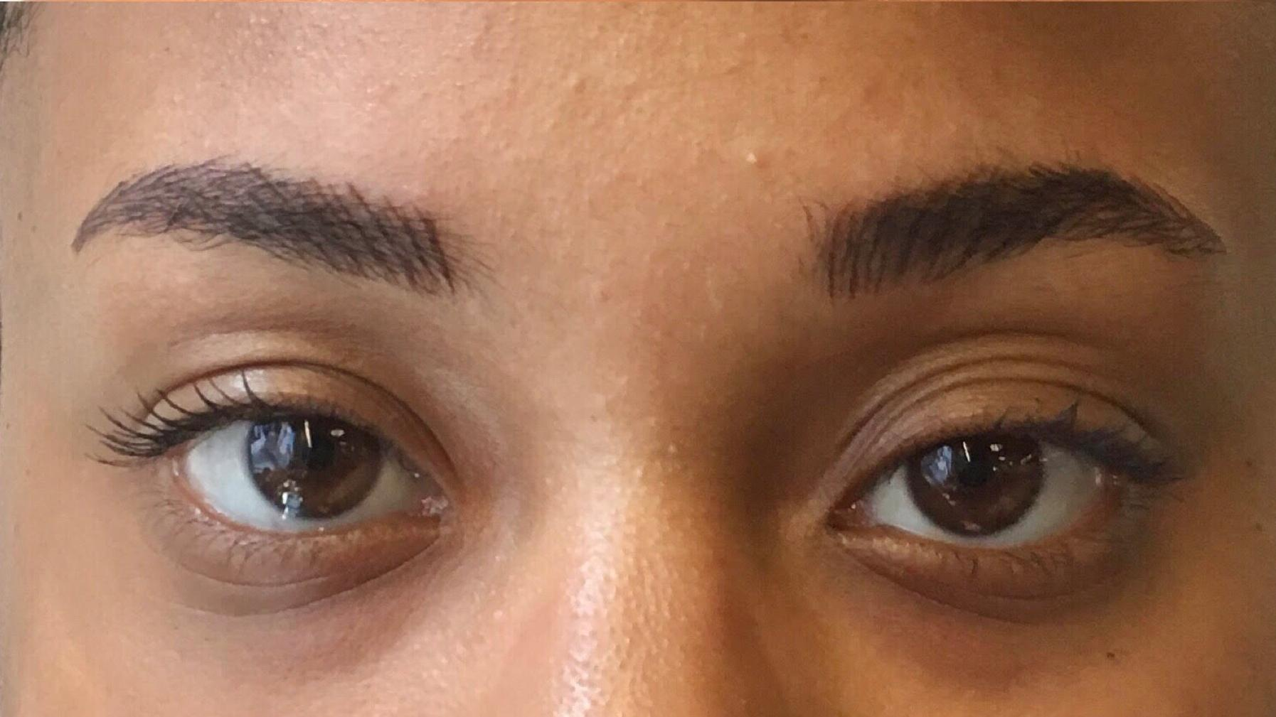 I Got My Eyebrows Microbladed and Here Are The Results