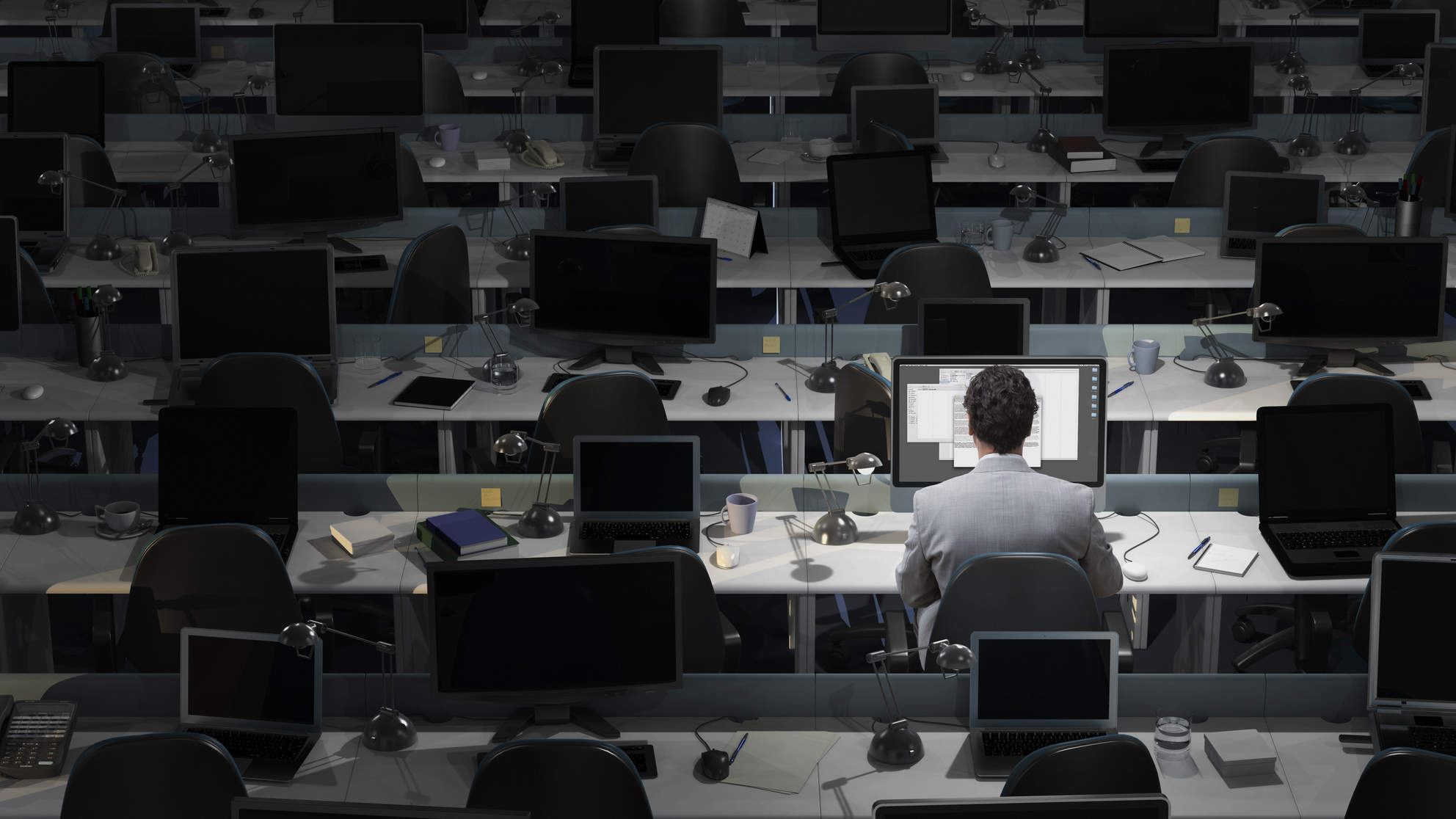 Working Long Hours Could Increase Your Risk of Stroke and Heart Disease