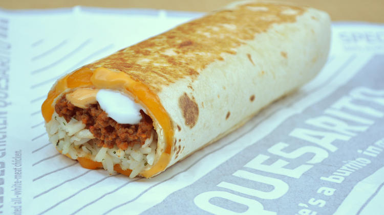 3 Taco Bell Picks Healthier Than the New Quesarito
