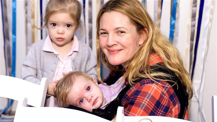 Drew Barrymore Talks 'Saggy and Weird' Post-Baby Body