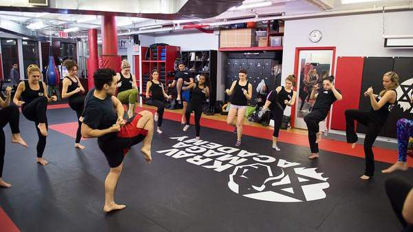 We Tried It: Krav Maga For Cardio, Strength-Training, and Self-Defense