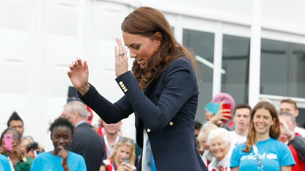 How to Get Lean Legs Like Kate Middleton