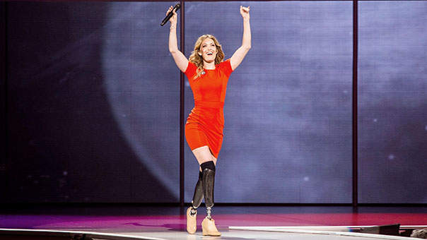 Amy Purdy on Losing Her Legs: 'It Allowed Me to Go to Amazing Places'