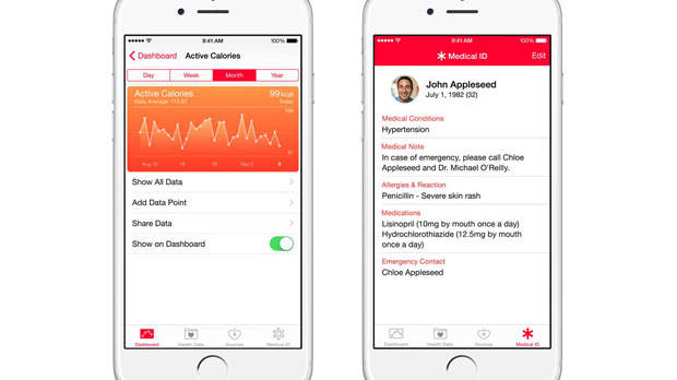7 Cool Things the New iPhone Health App Can Do