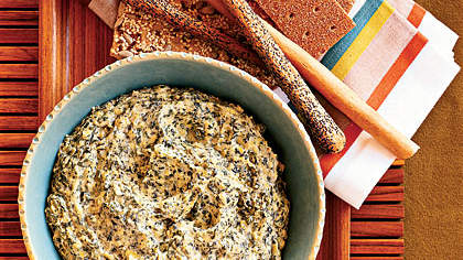 Recipe of the Day: Warm Spinach-Artichoke Dip