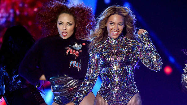 Beyoncé's Lead Dancer on What It Takes to Keep Up With Bey