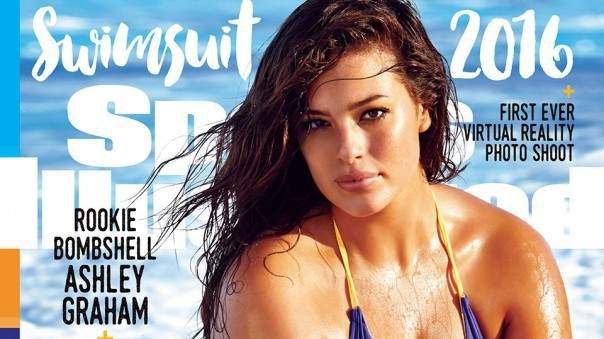 A Very Famous Model Just Criticized Ashley Graham for Being on the Cover of 'SI'