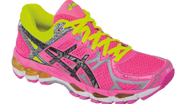 5 Bright Running Shoes That Add a Little Flash to Your Dash