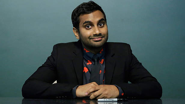 Aziz Ansari on Online Dating: 'You Forget That You're Talking to a Real Person'