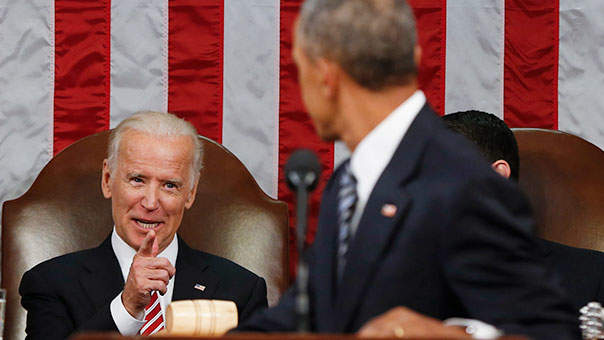 President Obama Puts Joe Biden in Charge of Curing Cancer