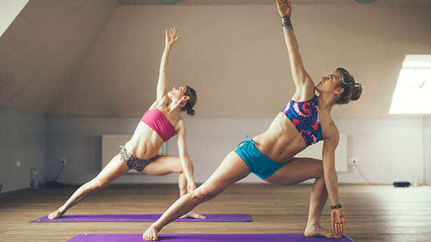 Yoga Is Just As Safe As Other Exercise, Study Finds