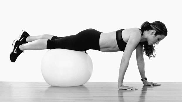The Quickie Core Workout for a Flat Stomach