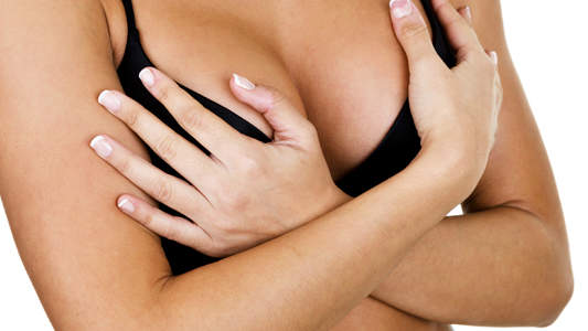 What to do when your boobs hurt