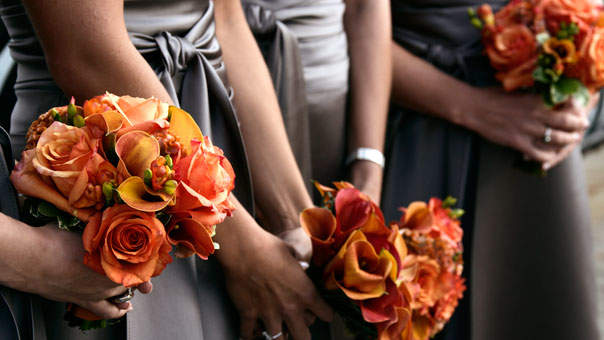 The Weird Way Your Bridesmaids Can Predict How Long You'll Live