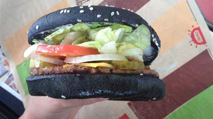Burger King Unleashes Black Halloween Whopper—and It's Frighteningly Good