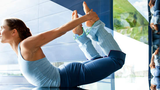 3 Ways to Burn More Fat With Yoga