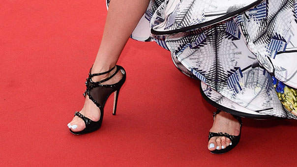 What High Heels Are Really Doing to Your Body