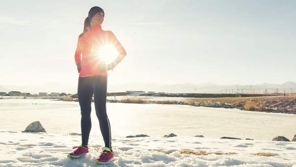 How the Cold Weather Can Help You Slim Down