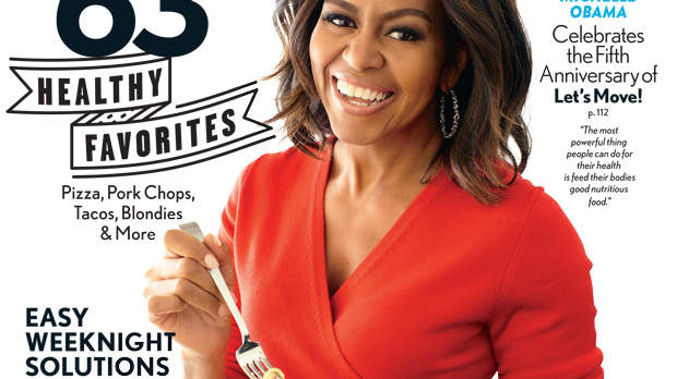 Why Michelle Obama Is the First Lady of Food