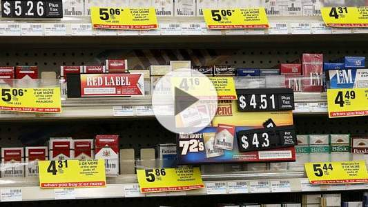 CVS Quits Cigarette Sales 4 Weeks Early, Won't Sell E-Cigs