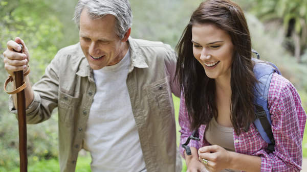 6 Ways You Can Help Your Dad With Healthy Aging