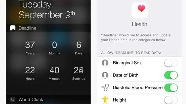 When Will You Die? There's an App for That