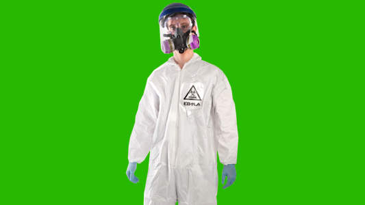 An Ebola Costume: It's Just Plain Wrong
