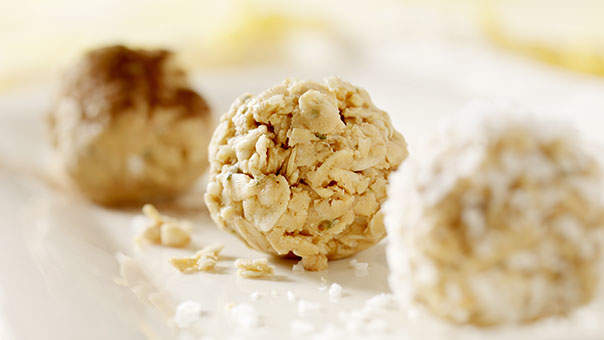 The Perfect Work Snack: No-Bake Energy Balls