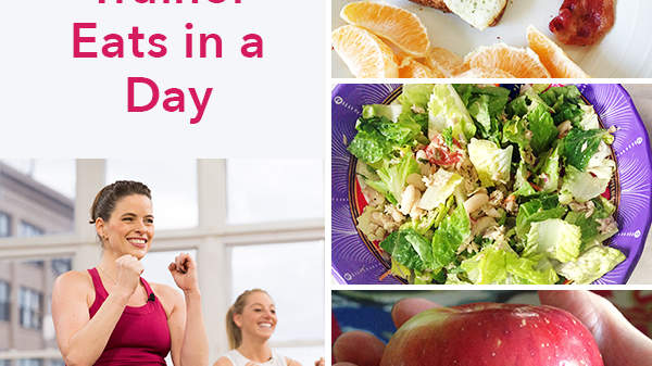 What This Trainer and Mom Eats in a Day