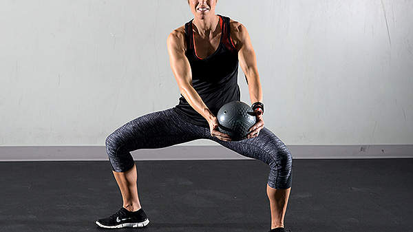 Tone Your Legs & Abs in Just 1 Move, From Celeb Trainer Erin Oprea