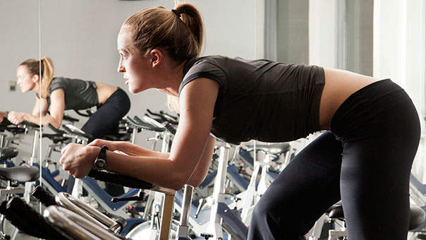 A 10-Minute Cycling Workout to Help You Hate Running Less