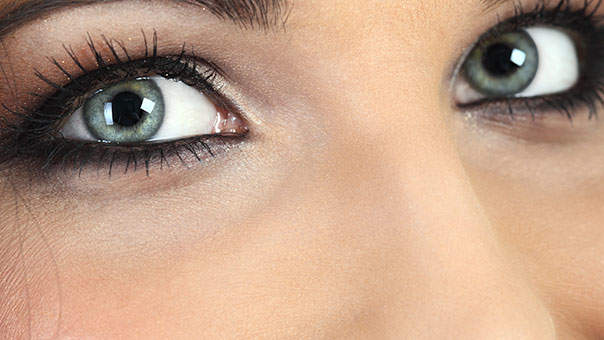The Black Eyeliner Mistake Too Many Women Make