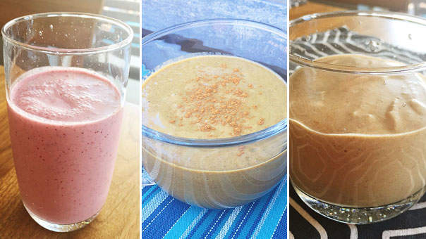 3 Smoothie Recipes That Are Perfect for Fall