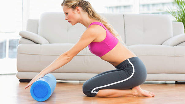 The One Foam Rolling Move You Need to Do