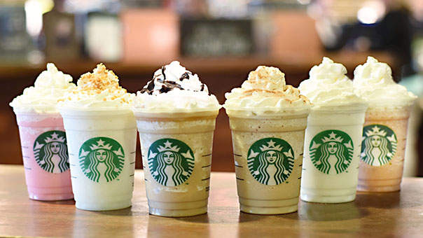 The New Starbucks Frappuccinos: 6 Drinks We Don't Need