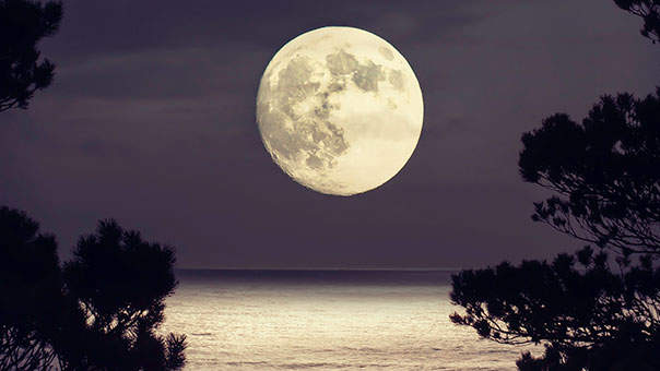 The Surprising Facts About Tonight's Blue Moon
