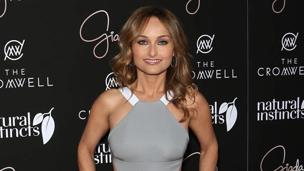 The Secret to Giada De Laurentiis' Smoky Eyes