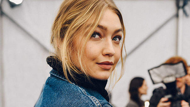 Notice Anything Weird About Gigi Hadid's Moles?