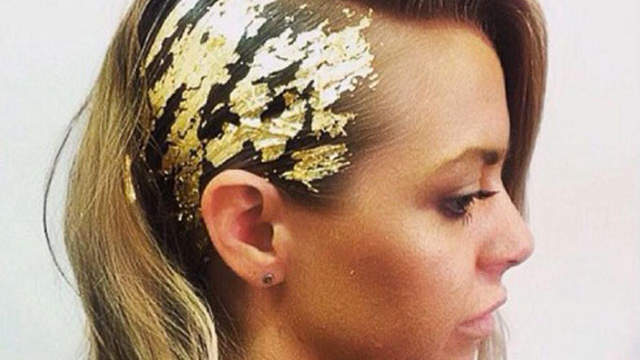 4 Surprisingly Easy Ways to Try the Gold Hair Trend