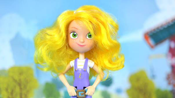 Meet the Anti-Pink Action Figure Smashing Girl Stereotypes