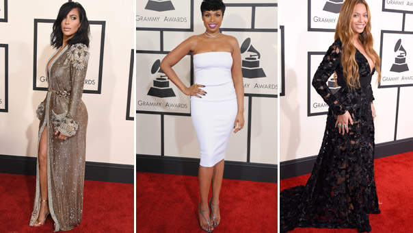 3 Exercises to Steal from Women Who Rocked the Grammys Red Carpet