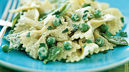 Recipe of the Day: Green-and-White Pasta Salad