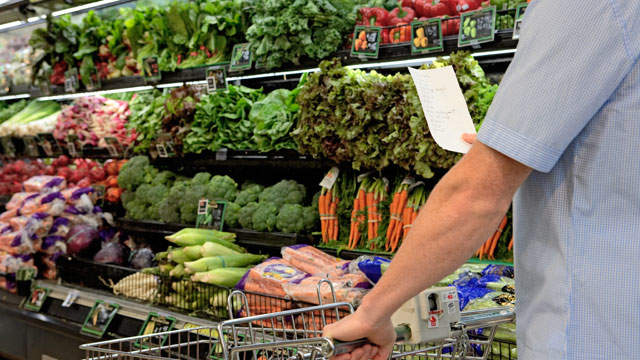 Why Eating THIS Before Grocery Shopping Could Help You Buy Less Junk Food