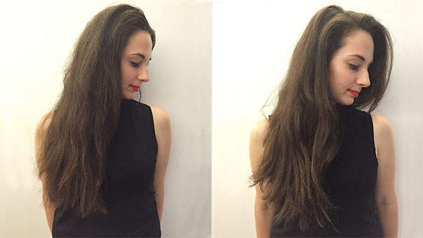 We Tried This 'Miracle' One-Minute Hair Styling Cream and Here Are Our Results